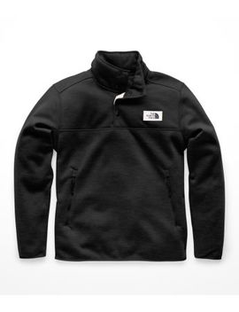 Men's Sherpa Patrol ¼ Snap Pullover by The North Face