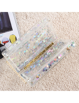 2017-new-arrived-clear-acrylic-evening-bag-women-party-clutch-party-box-handbag-with-chain-bolsa-purse-luxury-top-quality by julys-song