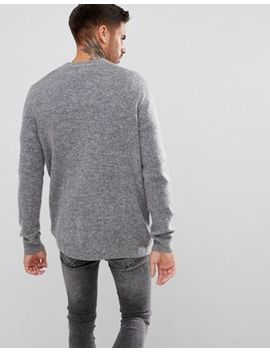 pull&bear-cardigan-in-grey by pull&bear