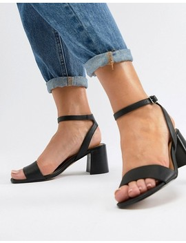 asos-design-wide-fit-tyrell-heeled-sandals by asos-design