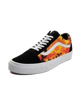 Vans Old Skool Pop Camo Skate Shoe by Vans