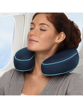 Bio Sense® Neck Travel Pillow by Brookstone