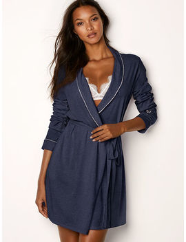Sleepover Knit Robe by Victoria's Secret