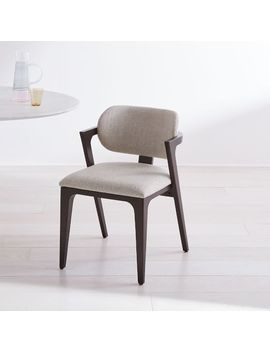 Adam Court Upholstered Dining Chair by West Elm