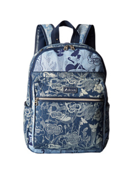 Artist Circle Roll Top Backpack by Sakroots