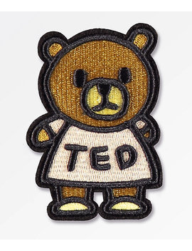 Teddy Fresh Standing Patch by Teddy Fresh Inc