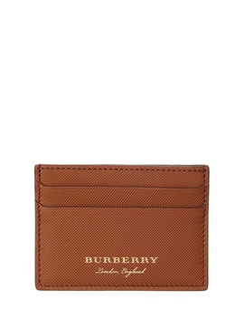 Burberry Trench Leather Card Case by Burberry