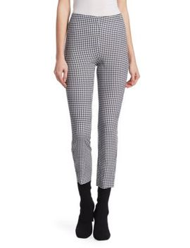 simone-checked-pants by rag-&-bone