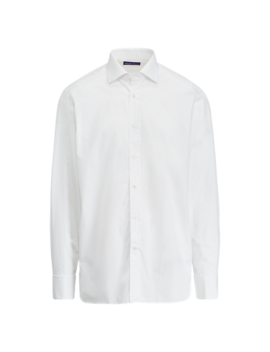 French Cuff Poplin Shirt by Ralph Lauren