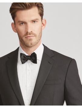 Poplin Tuxedo Shirt by Ralph Lauren