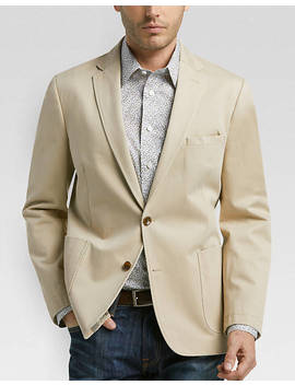 1 Like No Other Tan Slim Fit Sport Coat by Mens Wearhouse