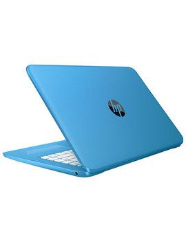 "Hp Stream 14"" Laptop   Blue (Intel Celeron N3060/32 Gb E Mmc/4 Gb Ram/Windows 10) by Best Buy"