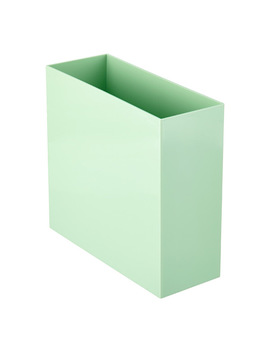 Mint Poppin Hanging File Box by Container Store