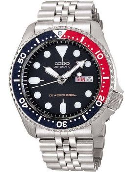 Seiko Wrist Watch Reverse Import Abroad Model Navy Skx009 Kd Men's by Does Not Apply