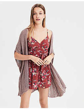 Ae Open Stitch Cardigan by American Eagle Outfitters