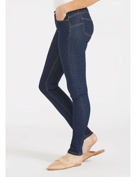 Tall Premium Brooke Mid Rise Sculpting Jeans by Alloy