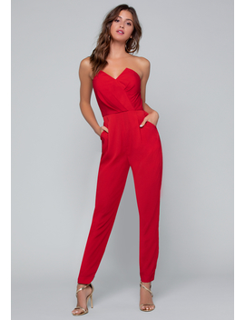 Natalie Jumpsuit by Bebe