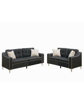 Mercer41 Sebastian 2 Piece Living Room Set & Reviews by Mercer41
