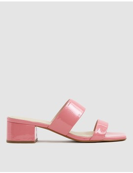 Scamp Sandal In Pink by Intentionally Blank