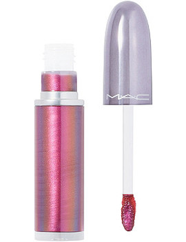 Color:Space Bubble (Blackened Red W/ Red Iridescence) by Mac