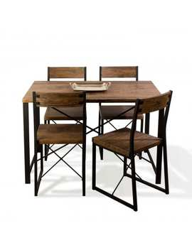 Urban Blend Dining Set by Generic