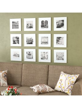 Andover Mills Noland 12 Piece Matted Picture Frame Set & Reviews by Andover Mills