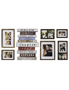 Loon Peak 7 Piece Rosenthal Picture Frame Set & Reviews by Loon Peak