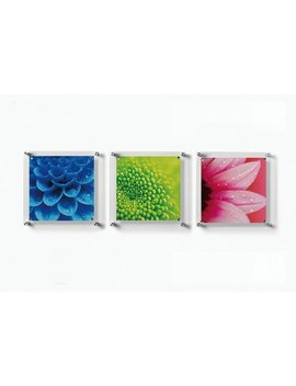 "Wexel Art 14"" X 14"" Trio Square Picture Frame Set by Wexel Art"