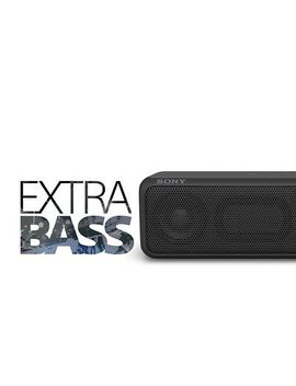 Sony Srs Xb3 Portable Wireless Bluetooth Speaker   Black [Electronics] by Sony