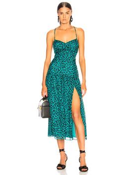 Strappy Midi Dress by Michelle Mason