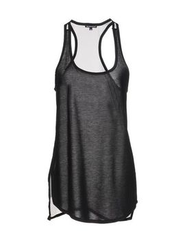 Ann Demeulemeester Vest   T Shirts And Tops D by Ann Demeulemeester