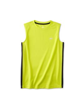 Athletech Boys' Athletic Tank Top   Colorblock by Athletech