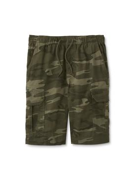 Simply Styled Boys' Cargo Shorts   Camo by Kmart