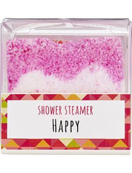 Rainbow Sherbet Shower Steamer by Fizz & Bubble
