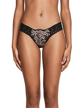 Regency Collection Thong by Hanky Panky