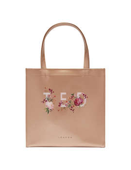 Ted Baker Bricon Serenity Small Icon Shopper Bag, Rosegold by Ted Baker