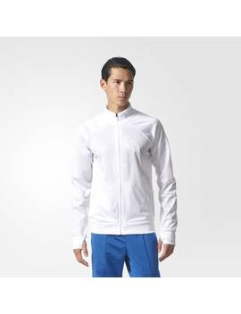 Real Madrid Track Jacket by Adidas