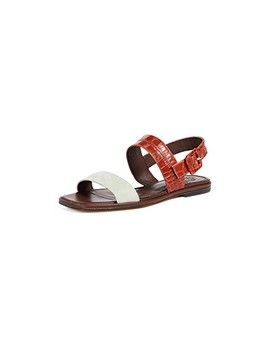 Delaney Flat Sandals by Tory Burch