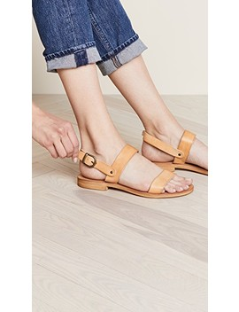 Kiki Ankle Strap Sandals by Cocobelle