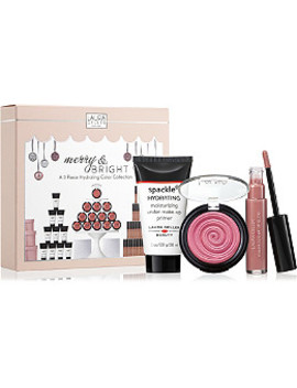 Online Only Merry & Bright 3 Piece Hydrating Color Collection by Laura Geller