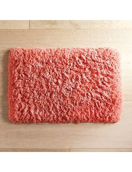 Cloud Step® Memory Foam Coral 21x34 Bath Rug by Pier1 Imports