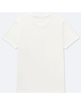 Herren Dry Color T Shirt (Verpackt, Rundhalsausschnitt) by Uniqlo