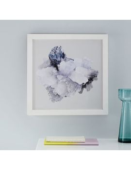 Minted For West Elm   Ice Crystal by West Elm