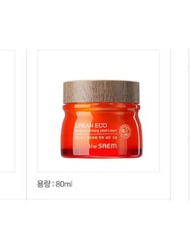 The Saem Urban Eco Harakeke Firming Seed Cream 80ml by The Saem