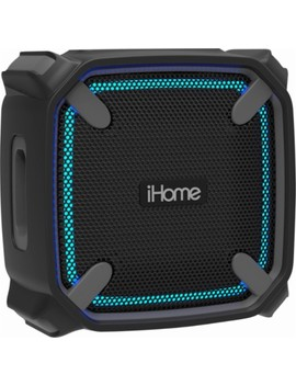 Weather Tough 3 Portable Bluetooth Speaker   Gray/Black by I Home