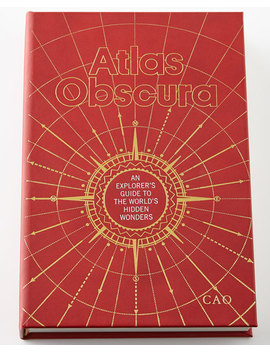 Atlas Obscura, Personalized by Graphic Image