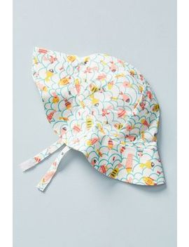 Under The Sea Baby Sun Hat by Lali Kids