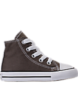 Kids' Toddler Converse Chuck Taylor Hi Casual Shoes by Converse