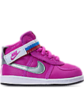 Boys' Toddler Nike Vandal High Supreme Casual Shoes by Nike