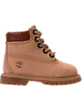 Boys' Toddler Timberland Pioneer 6 Inch Premium Boots by Timberland